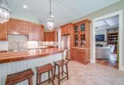 Kitchen to LR